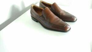 Ecco-Mens-Brown-Dress-Shoes-Sz-EU-US-47-13-193