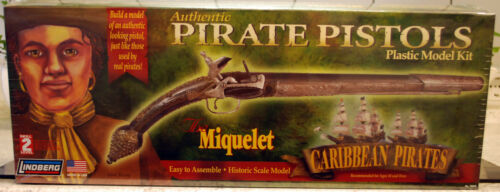 Pirate Pistol Miquelet Anne Bonny Lindberg 78006 1:1