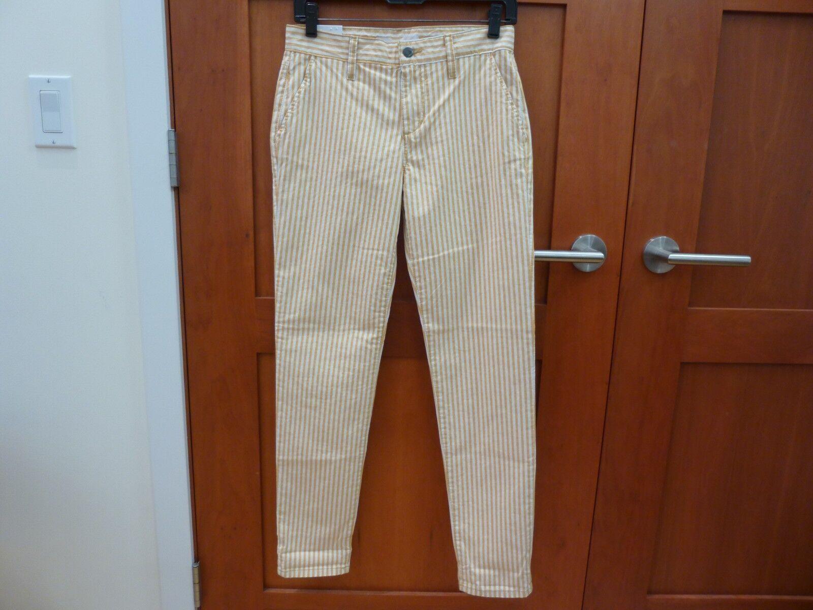 Women's Joe's Jeans Easy High Water Jean Sunshine Size 23