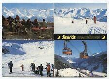 Alte Postkarte - Impressionen von Disentis
