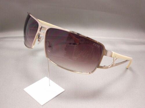 da oro sole 03 Exte Occhiali originali beige colore Ex 726 Zwqx8dC