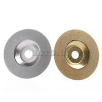 4'' Inch 100mm Diamond Coated Grinding Wheel Disc Carbide Grinder Rotary Tool