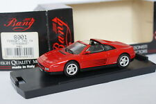 Bang 1/43 - Ferrari 348 TS Stradale Rouge