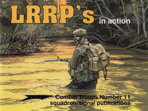 Combat Troops 11 20041// Squadron Signal LRRP´s in action TOPP HEFT