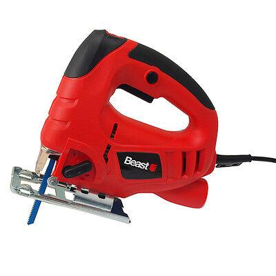 Sierra de calar caladora 230V- 650W electrica para madera y hierro nueva