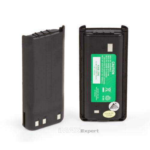 2 x KNB-29N Battery for KENWOOD ProTalk TK-2202 TK-3202 1700mAh Ni-MH 7.2V