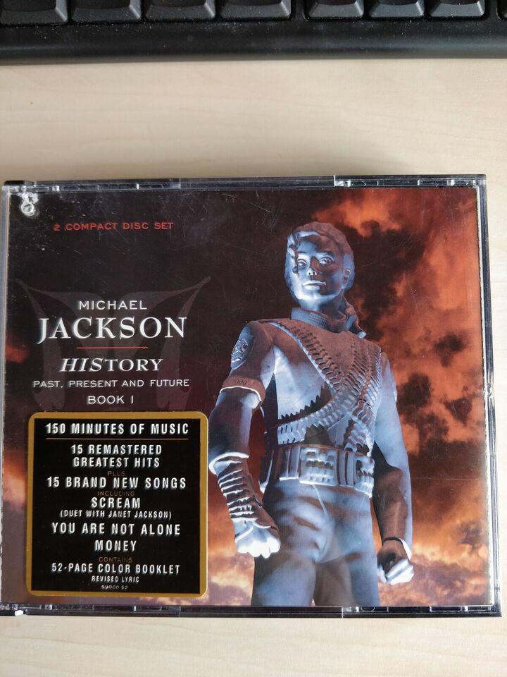 Michael Jackson: History, past, present and future