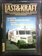 LAST & Kraft    Nutzfahrzeuge-Oldtimer   Nr: 4 aus 2003   in Schutzhülle