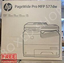 HP Pagewide Pro 577dw Multifunction Inkjet Printer