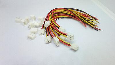 JST XH 2.5 9-Pin connecteur femelle avec câble L:300mm /& connecteur mâle x 5 sets