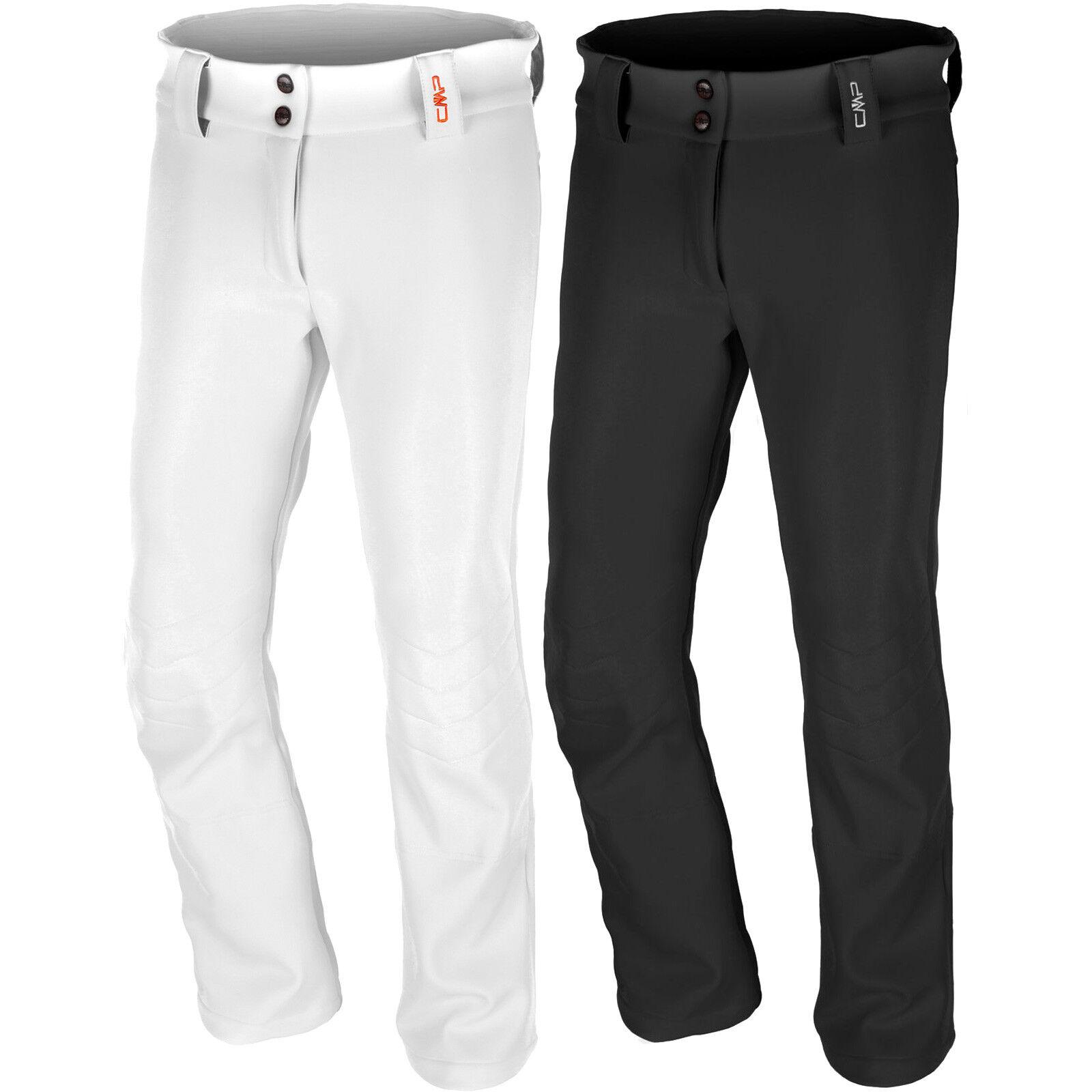 Campagnolo CMP Woman Long Pant Ladies Ski Pants Soft Shell Trousers