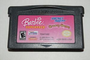 Barbie-Superpack-Nintendo-Game-Boy-Advance-Video-Game-Cart