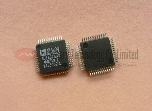ADI AD1837AASZ AD1837AS AD1837 Audio Codec 24-Bit MQFP52 x 1pc