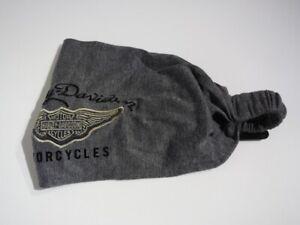Harley-Davidson-B-amp-S-Winged-Damen-Kopftuch-Bandana-Muetze-grau-99445-18VW