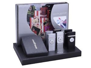 d7e57fb3d41b45 Das Bild wird geladen Edles-Marken-Gasfeuerzeug-Lighter-zum-Aktionspreis-in- Top-