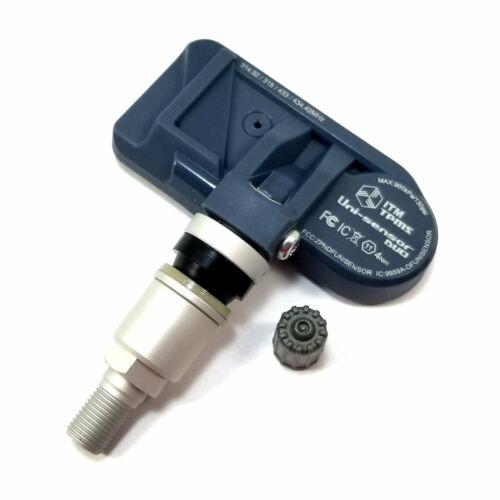 4pcs Set ITM TPMS Uni-Sensors Metal Clamp-On 315MHz for Volvo XC90 2004-2007