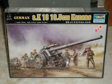 10,5cm kanone 18 dicker max metal barrel #35B65 1//35 rb