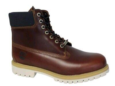 Timberland Premium 6 Inch Boots wasserdicht gefüttert Stiefel Winter Schuhe 9638b Herren 8 | eBay