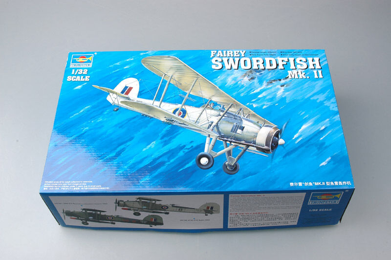 Trumpeter 1 32 03208 Fairey Swordfish Mk.II