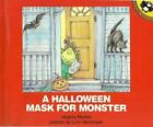 Monster Bks.: A Halloween Mask for Monster by Virginia Mueller (1986, Hardcover)