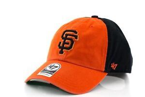 San Francisco Giants MLB Supporters Hat Clean Up Cap - 47 Brand Baseball Cap