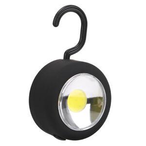 Camping-Light-LED-Hanging-Tent-Round-Cake-Magnet-Hook-Night-Lamp-Hiking-Lantern