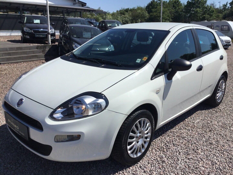 Fiat Punto 1,2 Pop 5d - 49.900 kr.