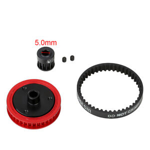 Belt Drive Transmission Gears System Set for 1//10 Axial SCX10 II 90046 Climbing