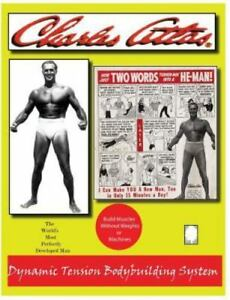 Dynamic-Tension-Bodybuilding-Course-Paperback-or-Softback