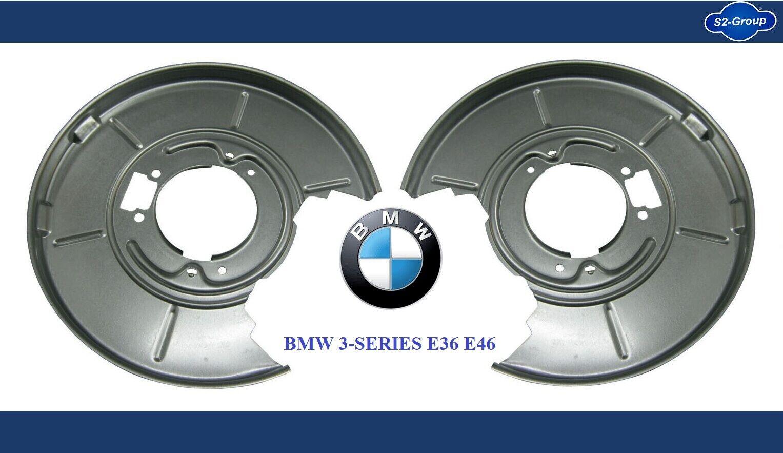 Rear Disc Brake Back Plate LeftHandFits Bmw E36 E46 316I-328I 34211158991