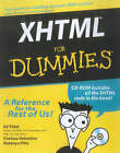 XHTML For Dummies by Natanya Pitts, Chelsea Valentine, Ed Tittel (Paperback, 2000)