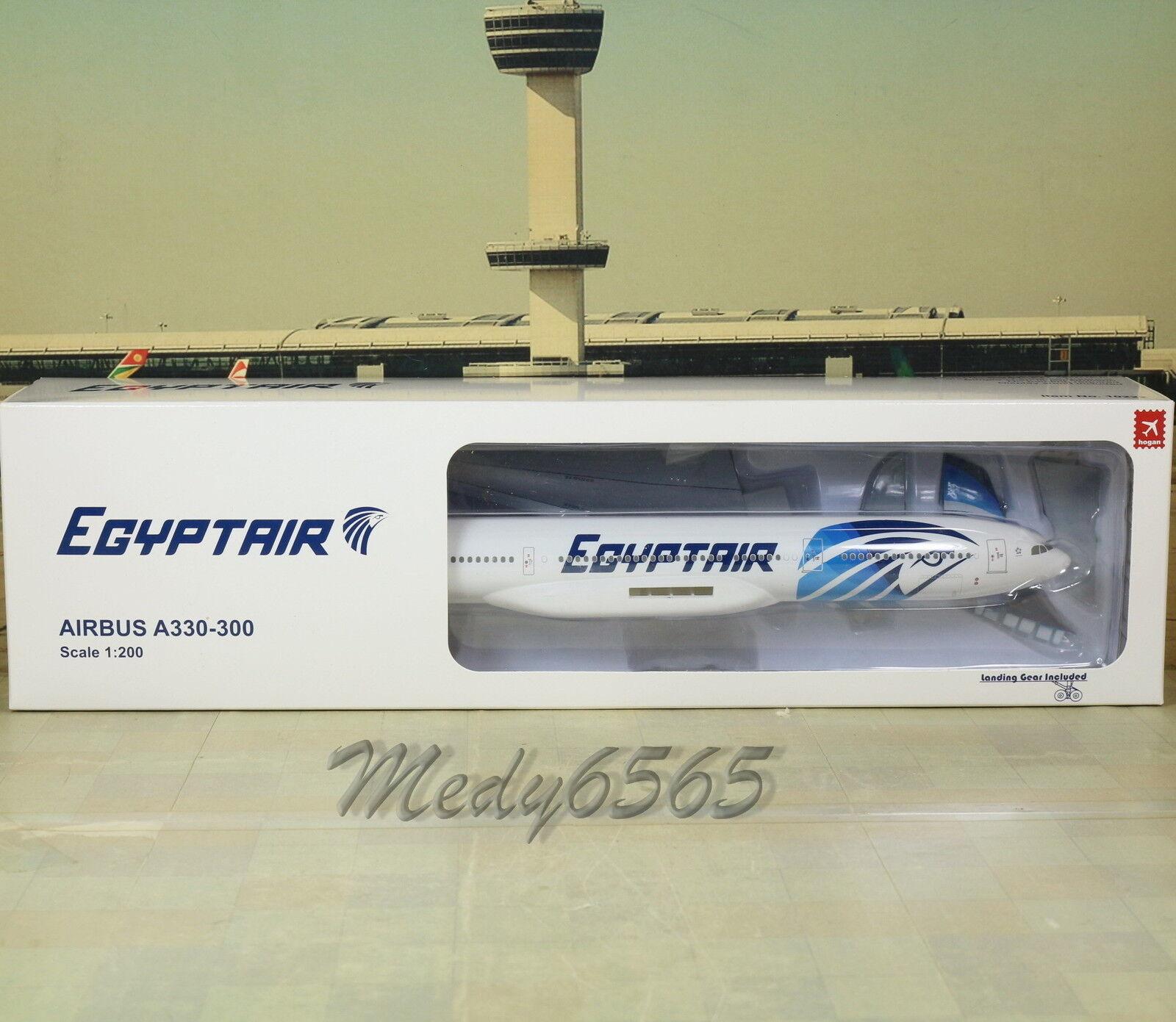 Hogan Egypt Air  New color  Airbus A330-300  1 200
