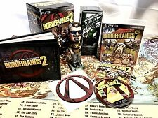 Borderlands 2 Deluxe Vault Hunter Edition Collectors Limited PS3 CIB Bobblehead