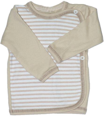 Erstlingsshirt Baby Hemdchen Flügelhemdchen Wickelhemdchen Wickelshirt