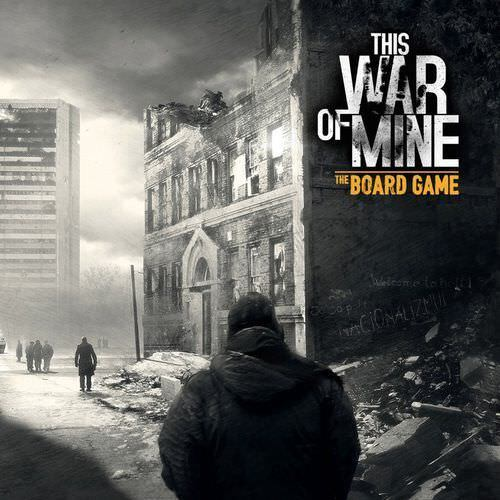 War of Mine, Boardgame, New by Awaken Realms, Realms, Realms, English Edition cd0d8b