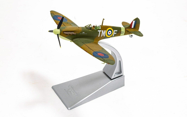 CORGI Supermarine Spitfire Mk. IIA TM-F 'Down Belfast Telegraph Spitfire fund