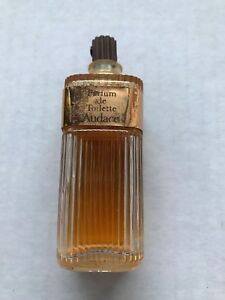 Partial-Vintage-Audace-Eau-de-Toilette-Rochas-France-3-4-fl-oz-Fragrance