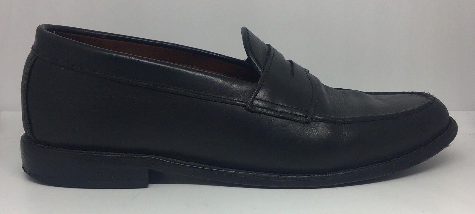 ALLEN EDMONDS Patriot Slip-On Penny Loafers Dress shoes 4906 Men's Size 9 D