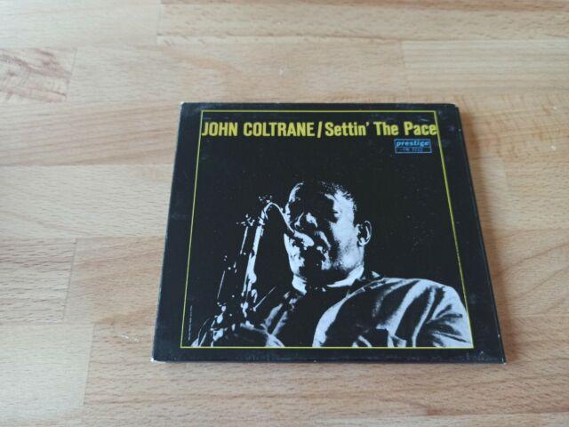 John Coltranes - Settin' the Pace - Musik CD Album