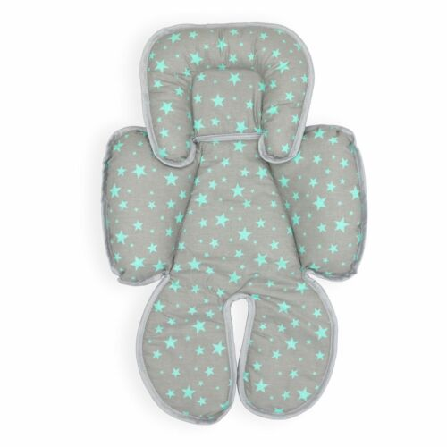 Baby Head Hugger /& Full Body Support Liner for Car Seat Buggy Pushchair Y2X