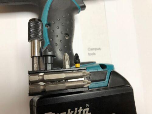 Magnetic 6 Bit Holder fits Makita DTD152 DHP458 456 DTD146 BHP451 BTD140 DTW251