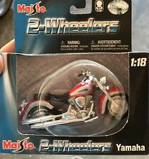 Maisto 2-Wheelers Ducati Monster Red& Silver 1:18 DIE CAST LIMITED EDITION