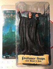 Professor Snape Figure With Wand & Base Harry Potter Series 2 Order Of Phoenix