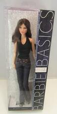 Barbie Basics Model Muse Denim Jeans Collection 002  Model No. 14 Louboutin Face
