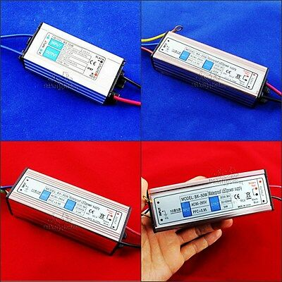 10W 30W 50W AC/DC Voltage Transformer LED Ceiling Tube Light Driver Power Supply