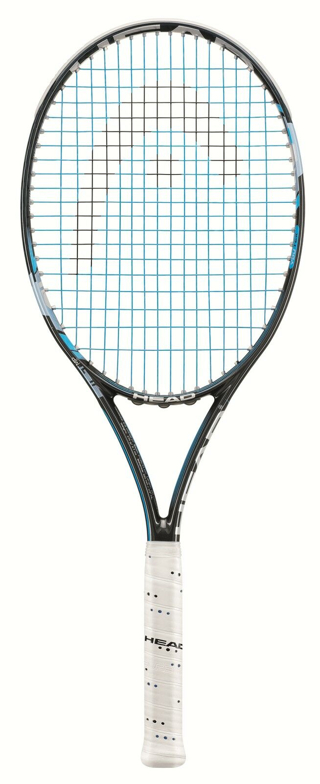 HEAD YOUTEK IG INSTINCT MIDPLUS tennis racquet - 4 0 8  - Reg