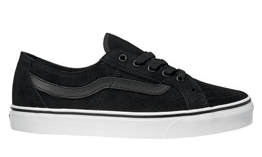 Vans Chaussures skater Chaussures Escuela suede Noir  véritable véritable véritable cuir 31dc09