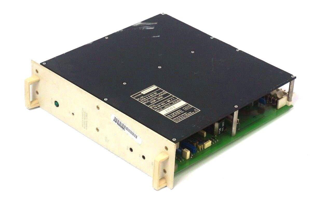 USED GOSSEN KONSTANTER S126-S-5-EU-20 PC MODULE S126S5EU20 , YB-161-102-BE 1