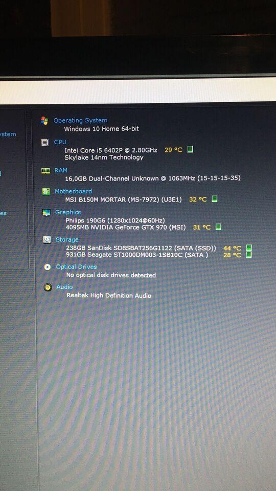 Andet mærke, Sharkgaming, 500 GB ram