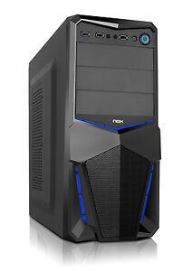 Caja-ATX-ordenador-sobremesa-PC-torre-Nox-Pax-Negra-USB-3-0-ventilador-12cm